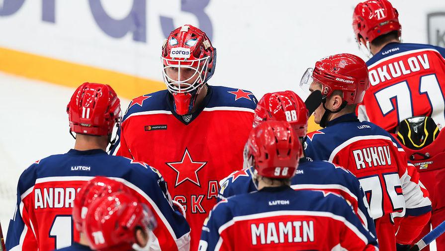 Игрок ЦСКА Окулов прокомментировал крупное поражение от 'Сибири'
