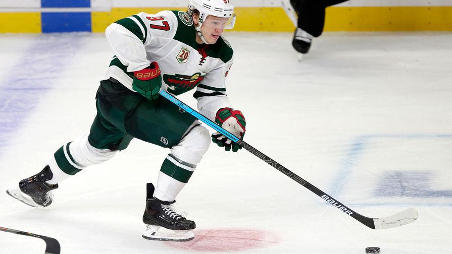 'Миннесота' Капризова потерпела поражение от 'Вегаса' в матче НХЛ