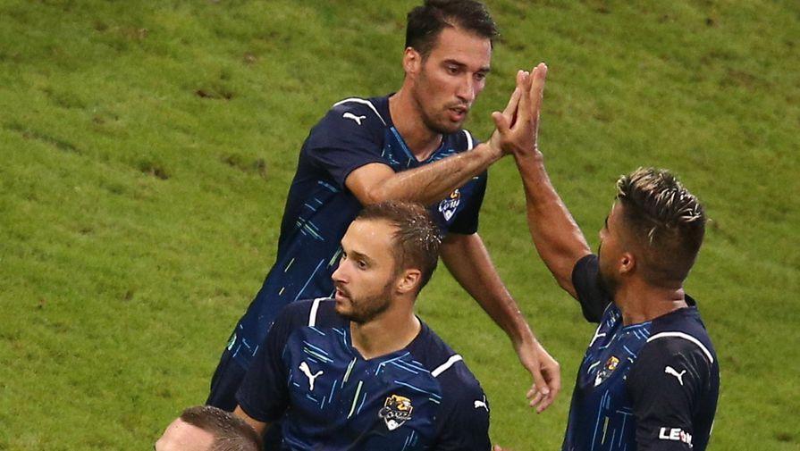 'Сочи' проиграл 'Партизану' в серии пенальти и вылетел из еврокубков