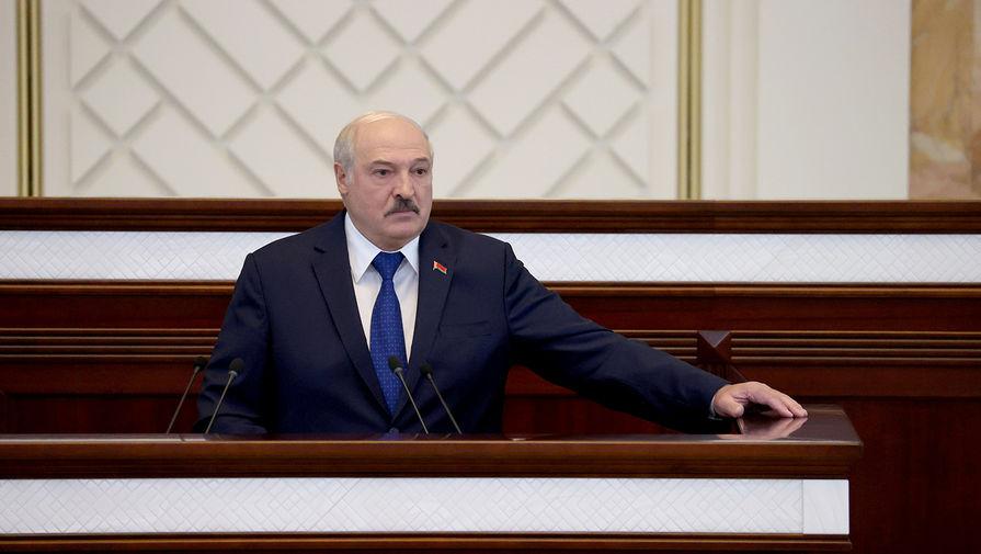 Лукашенко - о скандале с флагом Белоруссии на ЧМ: это вызывает у нас патриотизм