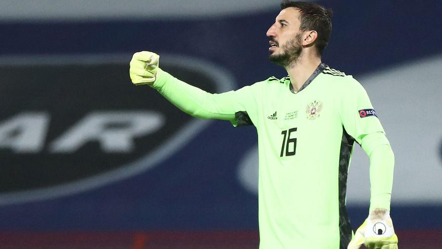 Бывший вратарь сборной России прокомментировал поражение от команды Сербии