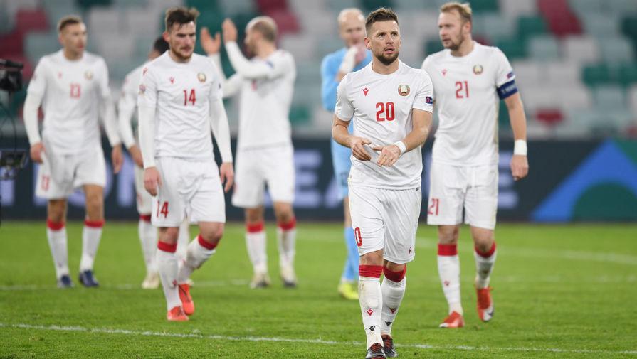 Футболистам в Белоруссии урежут зарплаты