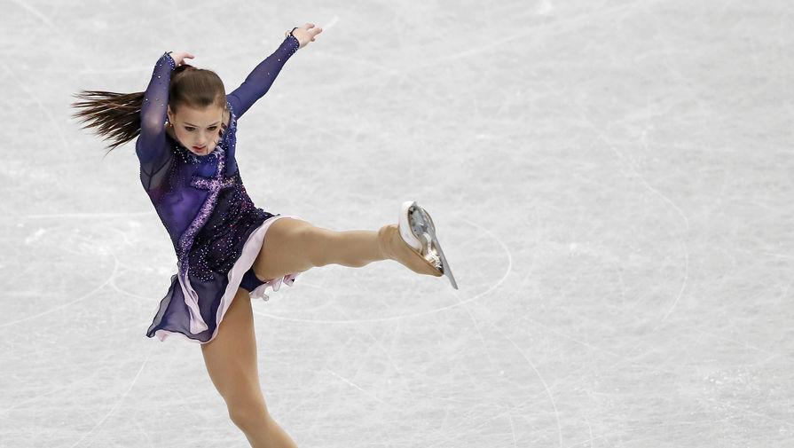 Фигуристка Тараканова объяснила причины неудачи на этапе Кубка России