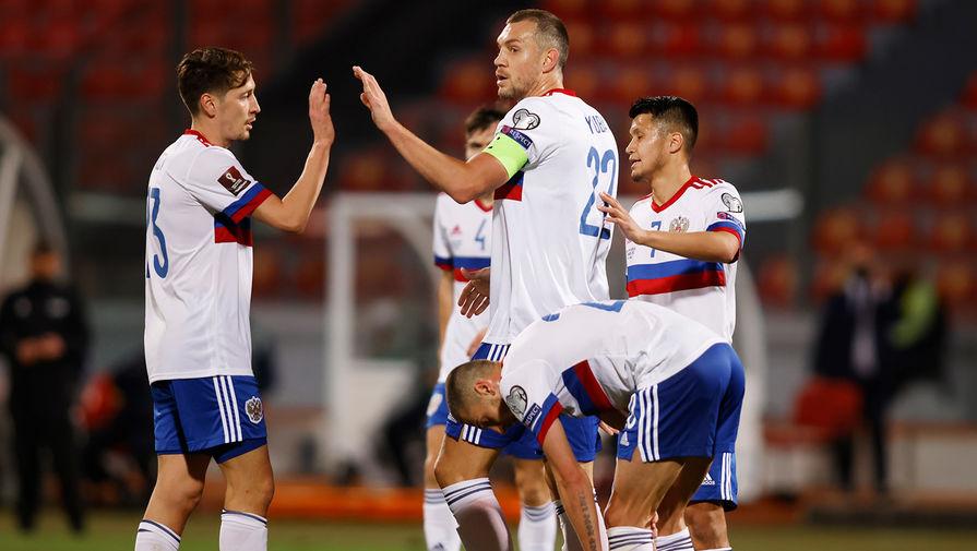 Дзюба вышел на второе место в списке лучших бомбардиров сборной России