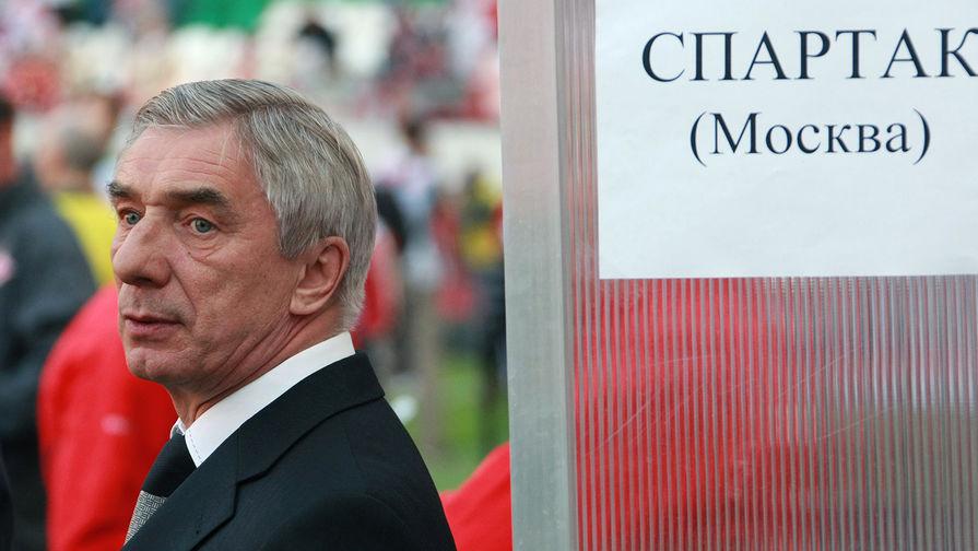 Госпитализирован бывший тренер сборной России по футболу