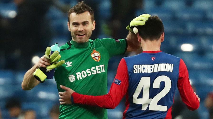 Россиянин из ЦСКА может перейти в 'Интер'