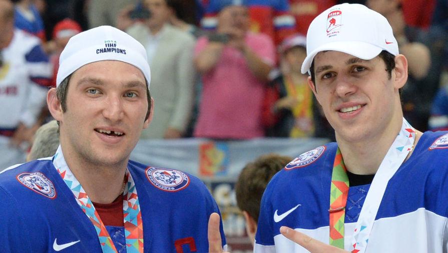 Первый тренер Кучерова: не взял бы на Олимпиаду Овечкина и Малкина