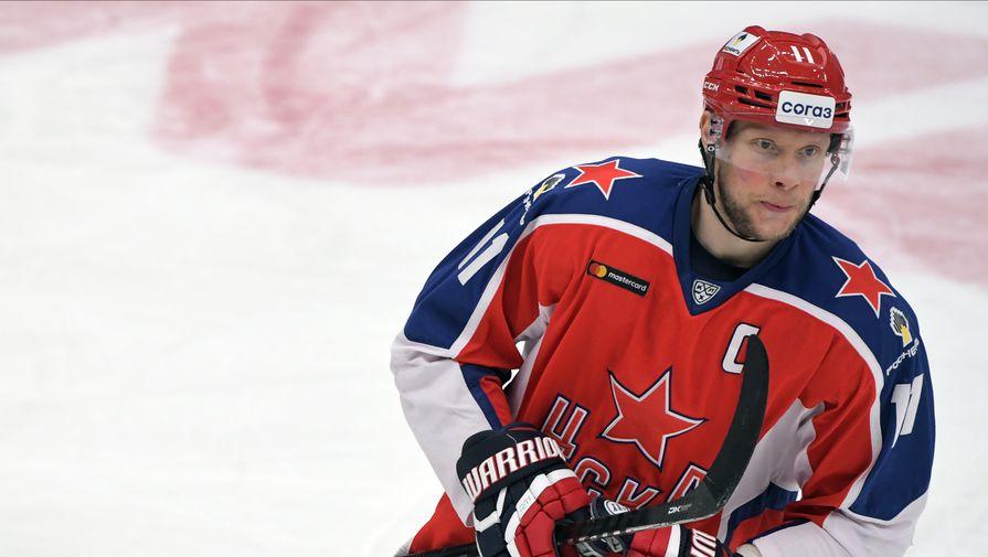 ЦСКА в серии буллитов обыграл 'Локомотив' в матче КХЛ