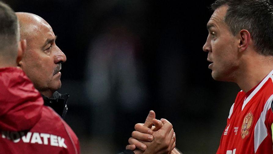 Червиченко назвал своего кандидата на пост главного тренера сборной России