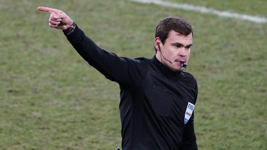 Российская бригада арбитров обслужит матч Англия - Сан-Марино в отборе ЧМ-2022