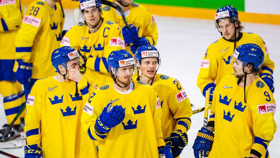 Сборная Швеции лишилась шансов на выход в плей-офф чемпионата мира по хоккею