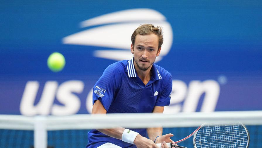 Теннисист Медведев рассказал об эмоциях после поздравления Путина с победой в US Open