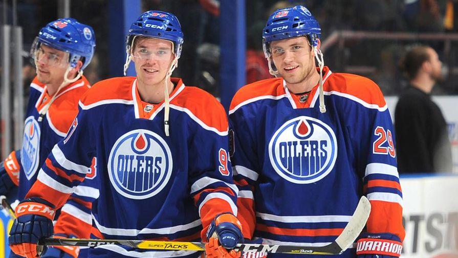 Гол Драйзайтля принес 'Эдмонтону' победу над 'Виннипегом' в матче НХЛ