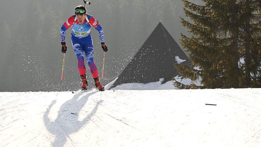 Стали известны стартовые номера российских биатлонистов на спринт на КМ