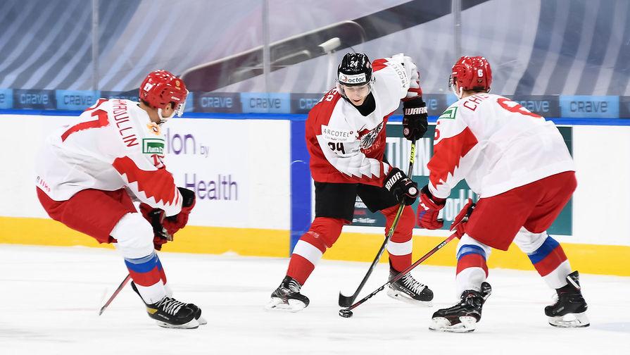 Защитник сборной России высказался о пользе игры против Австрии