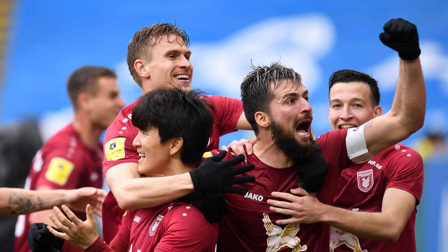 Определились вероятные соперники 'Рубина' и 'Сочи' по отбору Лиги конференций