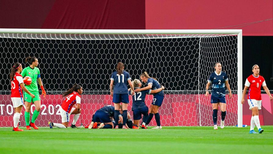 Олимпийцы впервые преклонили колено на Играх в Токио