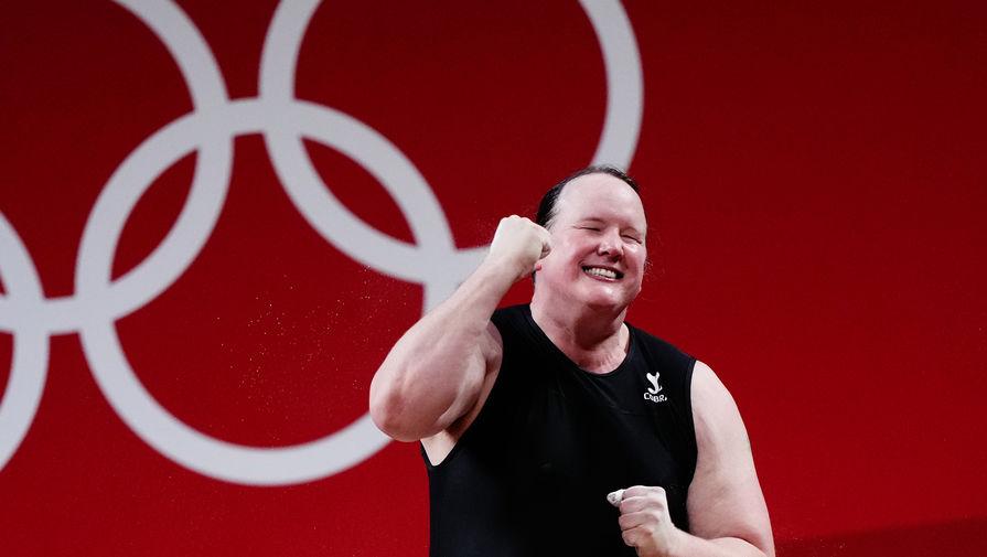 Вайцеховская о транс-женщине: Олимпиада - это не рыхлое бесполое существо с отвисшим животом