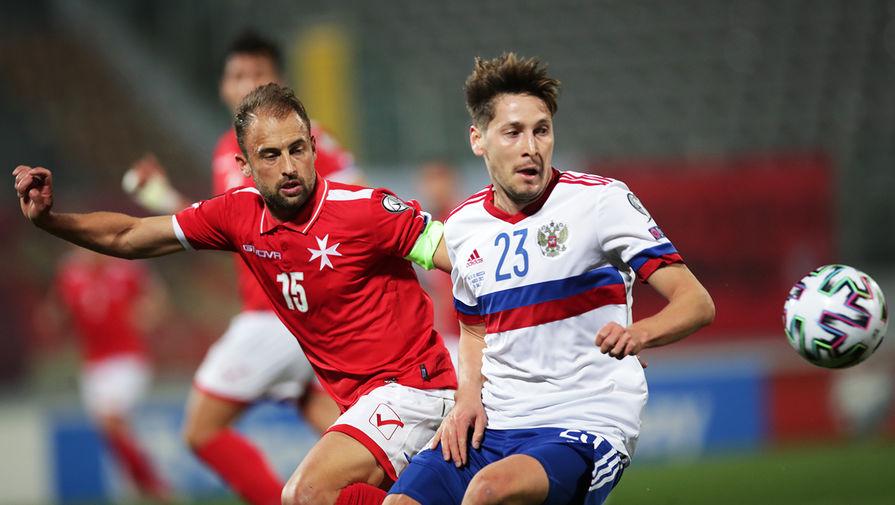 Тренер сборной Мальты: с приходом Карпина у сборной России появился новый стиль