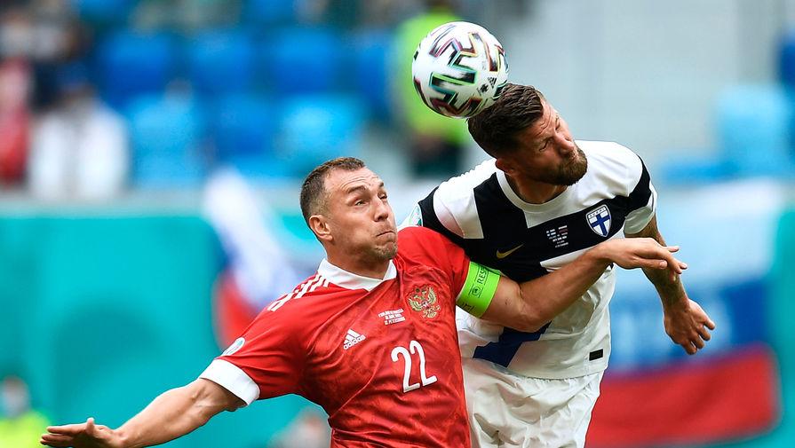 Экс-игрок сборной России оценил влияние неудачного Евро на игру Дзюбы