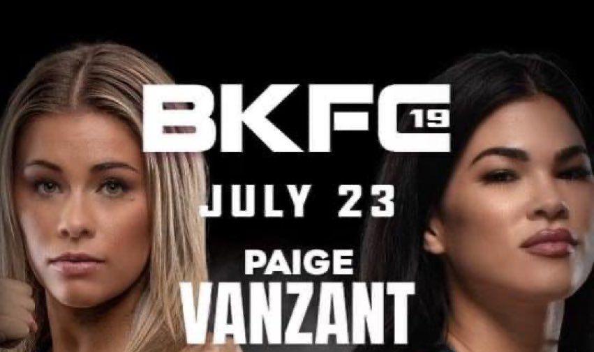 Две девушки экс-бойца UFC проведут бой на голых кулаках
