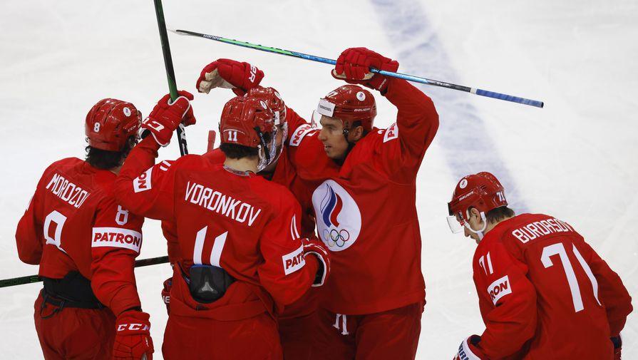 Николишин - о победе над Чехией на ЧМ: мы выиграли, не надо о проблемах
