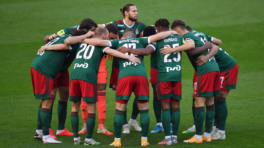 Хавбек 'Локомотива' Магкеев пропустит матчи против 'Сочи' и 'Атлетико'