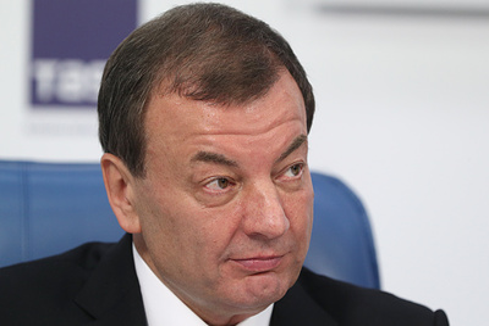 Кущенко: Нижний Новгород успешно справился с проведением 'Финала восьми' Лиги чемпионов