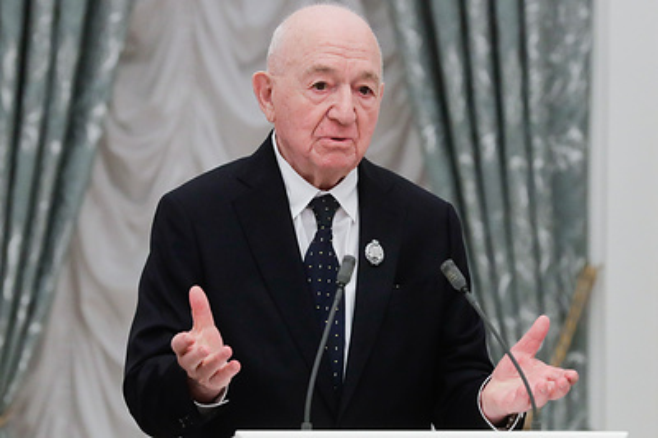 Никита Симонян переизбран первым вице-президентом РФС