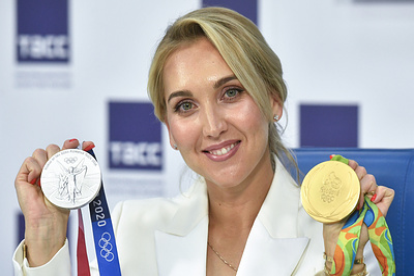 Елена Веснина: если бы Олимпиаду не перенесли из-за пандемии, моего возвращения бы не было