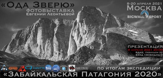 Фотовыставка 'Ода Зверю' в Москве