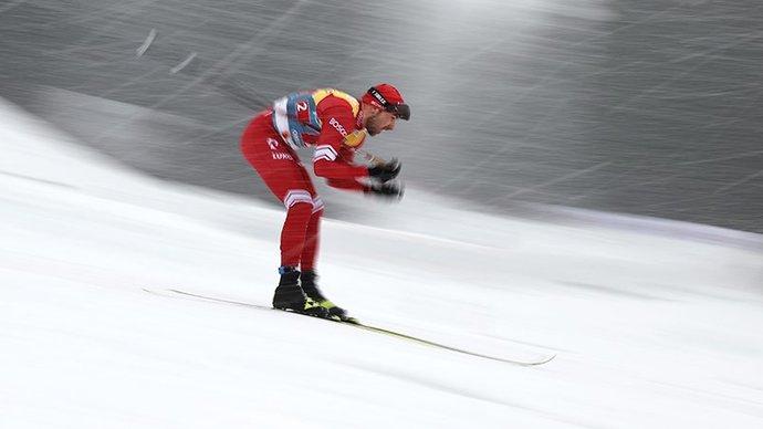 Червоткин объяснил, почему он и Якимушкин получили разные пары лыж на эстафету