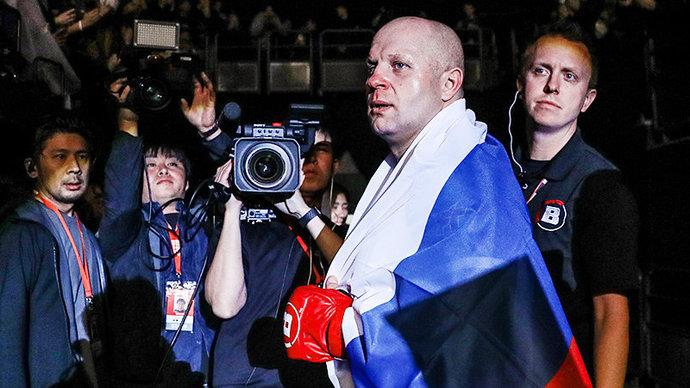 Bellator подтвердил бой Емельяненко 23 октября в Москве