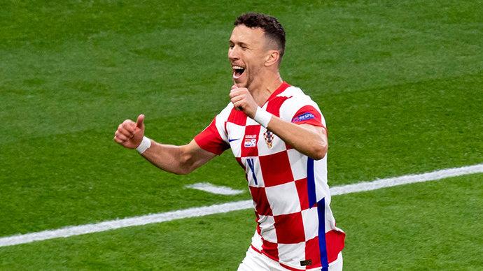 Голы Перишича и Модрича вывели Хорватию в 1/8 финала Евро-2020