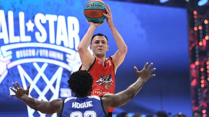 Матч звезд Единой лиги-2022 пройдет 20 февраля в Москве