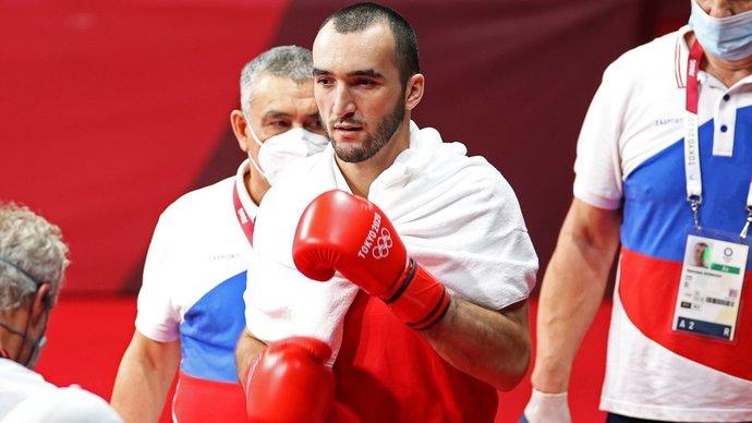Гаджимагомедов — серебряный призёр Олимпиады в Токио