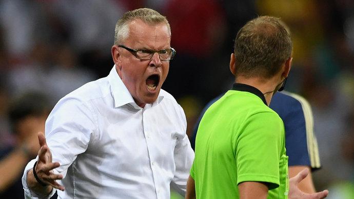 Тренер сборной Швеции: «Пока все выглядит хорошо, можно даже выпить немножко пива после игры»