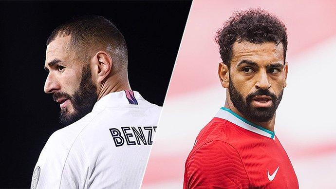«Ливерпуль» и «Реал» назвали стартовые составы на ответный матч четвертьфинала ЛЧ
