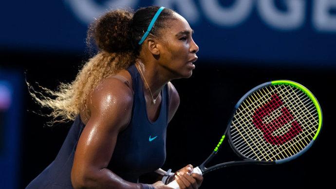 Серена Уильямс обыграла Халеп и сыграет с Осакой в полуфинале Australian Open