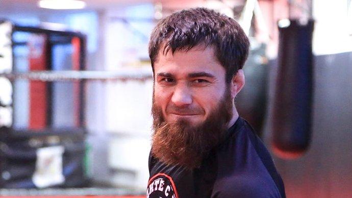 Россиянин Дудаев победил бразильца Масиеля в главном бою турнира ACA 125