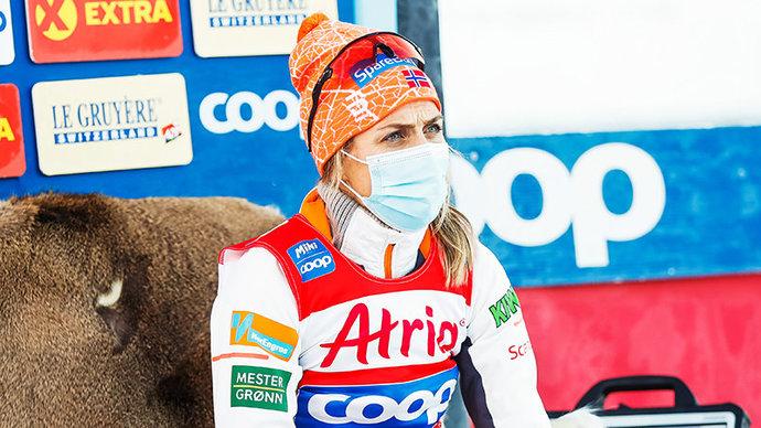 Йохауг выиграла скиатлон в Лахти, Непряева — 6-я