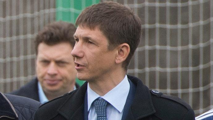 Ларин покинул пост директора академии «Чертаново»