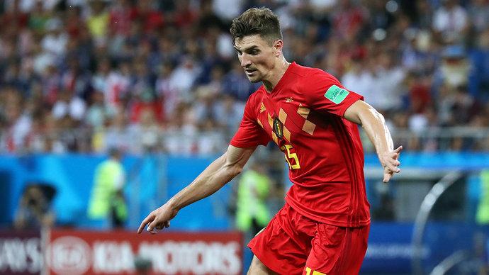 Менье удвоил преимущество сборной Бельгии в матче с Россией