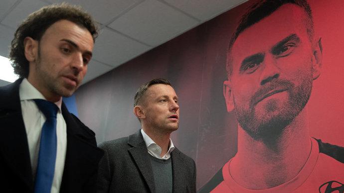 «Совмещение невозможно». В ЦСКА опровергли информацию о включении Олича в штаб сборной Хорватии на Евро