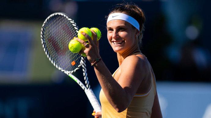 Соболенко обыграла Барти в финале мадридского турнира