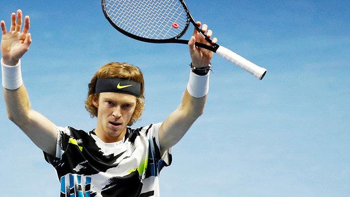 Рублев впервые в карьере сыграет на Итоговом турнире ATP