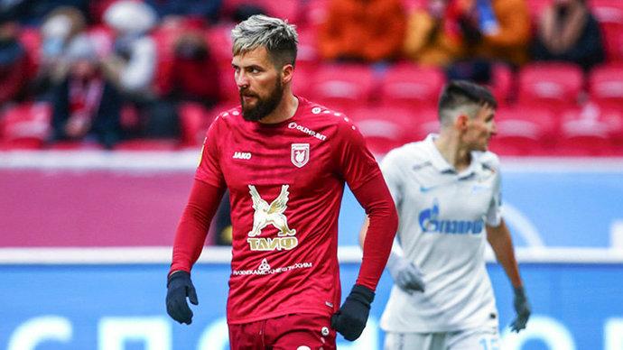 Джордже Деспотович: «Уважаю всех нападающих в лиге, но лучший — я»