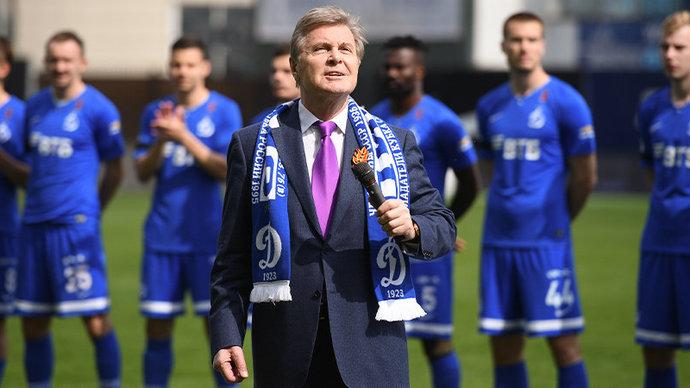 Лещенко верит, что «Динамо» может стать чемпионом в этом сезоне