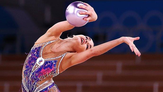 Ашрам принесла Израилю первое золото в истории ОИ в художественной гимнастике, Дина Аверина взяла серебро, Арина стала четвертой