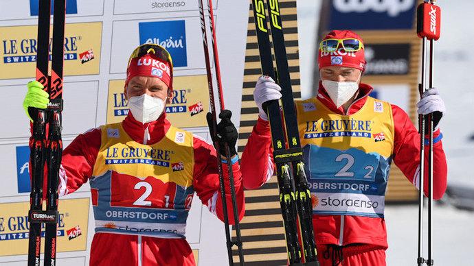 Глеб Ретивых: «Надеюсь, Саша выиграет «полтинник» и уедет с этого ЧМ королем лыж»